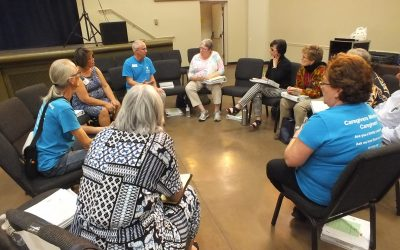 Duet Volunteer Facilitator Training for Family Caregiver Video Series on December 5