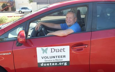 Make the Most of Your Time, Become a Duet Volunteer