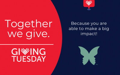 Join Us as We Celebrate Giving Tuesday on December 1