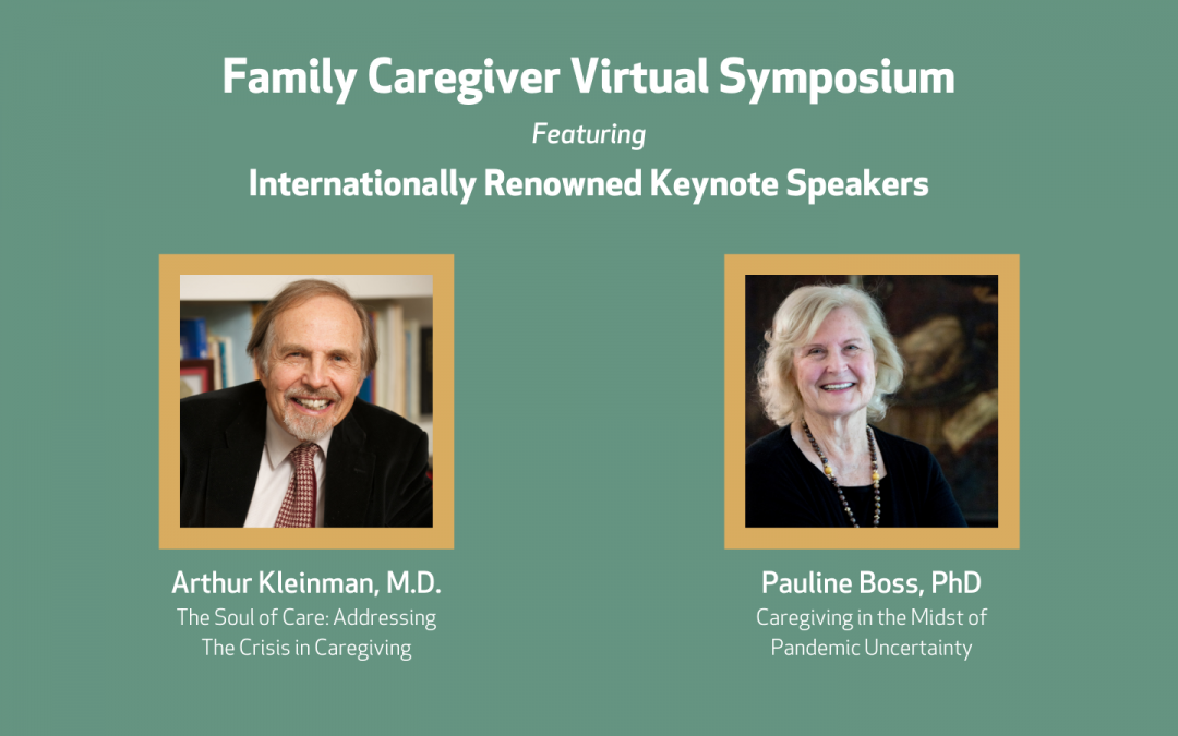 Duet's Virtual Family Caregiver Symposium A Success! Now Available Online to Watch Anytime